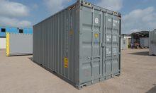 Dịch vụ cho thuê container 20 feet cao Hà Nội