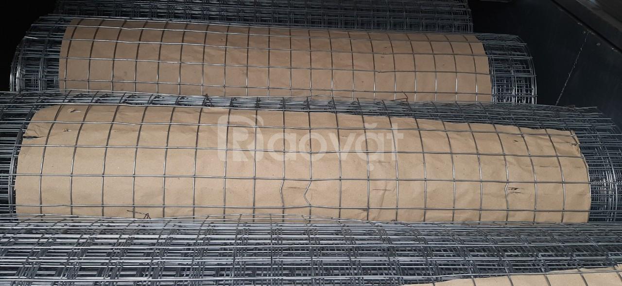 Lưới thép hàn mạ kẽm dây 2, mắt 50x50mm giá rẻ
