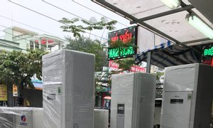 Thu mua máy lạnh giá cao