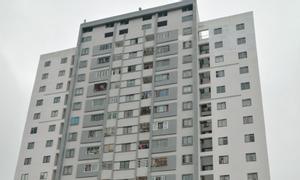 Cho thuê nhà chung cư BQ tòa 15 đầy đủ nội thất chỉ việc xách vali đến