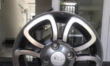 Mâm lazang hoa mai 13inch mẫu theo xe Kia Morning giá tốt