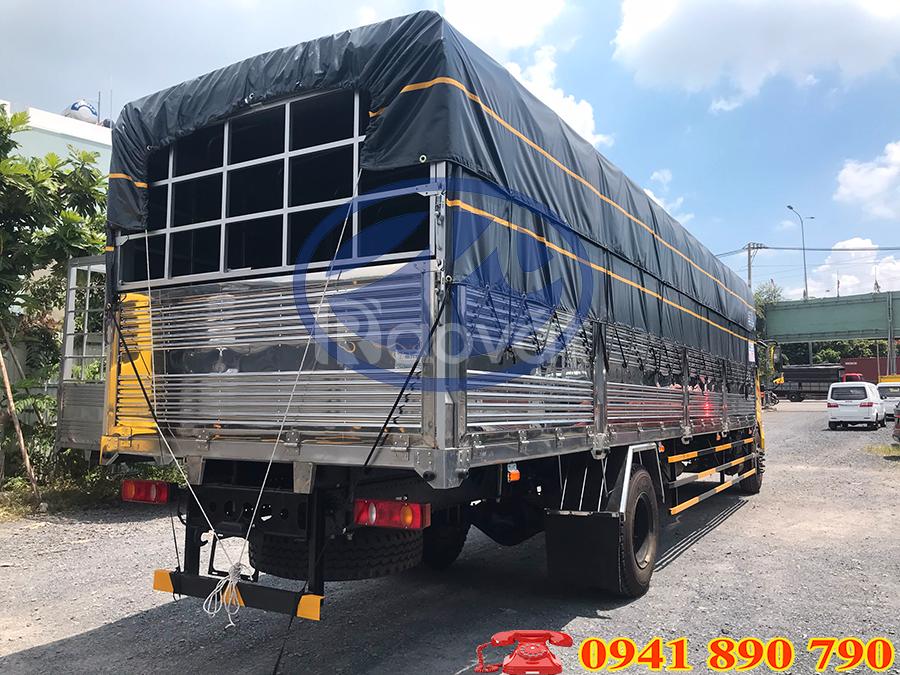 Dongfeng B180 8 tấn thùng 9m5