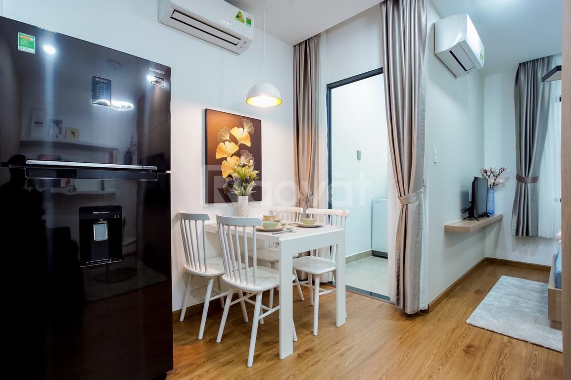 Căn hộ cao cấp Thuận An, căn 1 phòng ngủ 0908775671