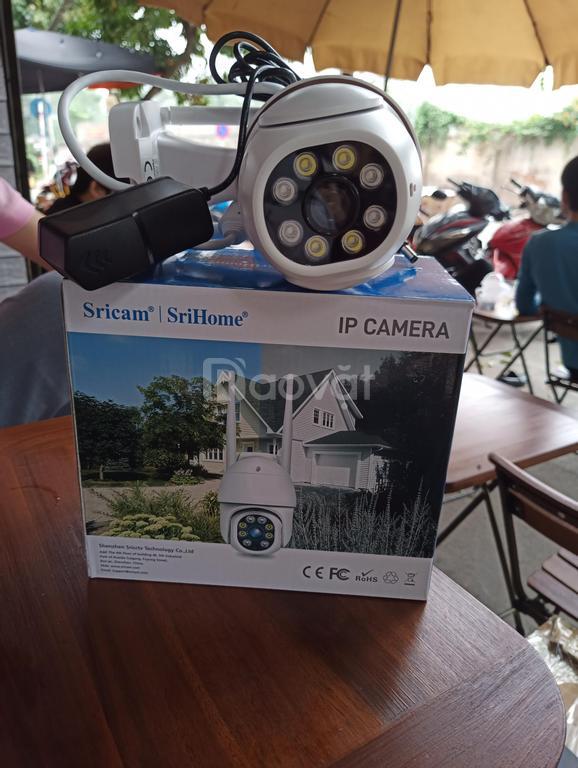 Camera srihome PTZ