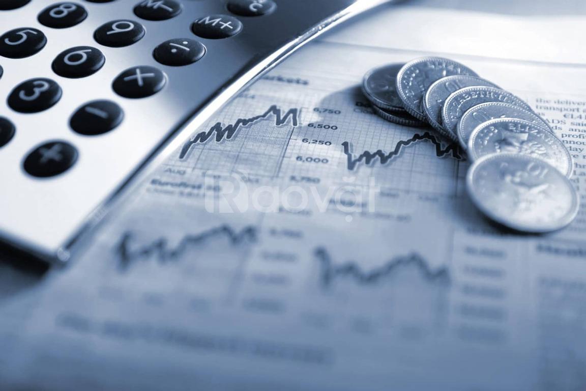 Nhận làm sổ sách, báo cáo thuế, kế toán về nhà làm, tiếng anh