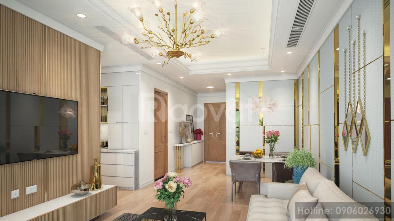 Housinco Premium mặt đường Nguyễn Xiển, bàn giao full nội thất