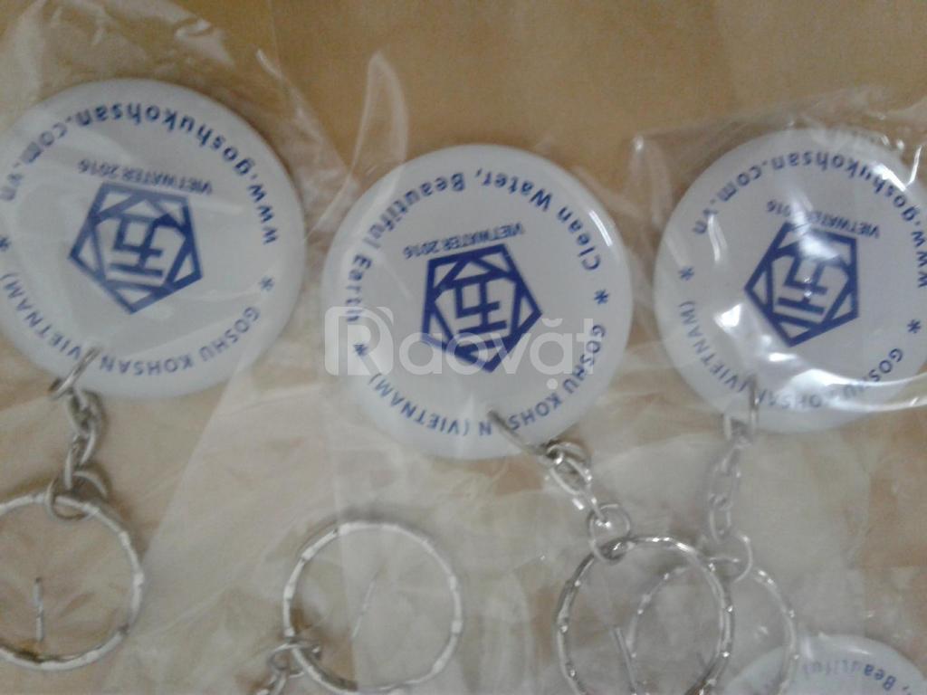 Sản xuất móc khóa quà tặng giá rẻ