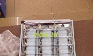 Máng Led âm trần 3 bóng 0.6x1.2m Vĩnh Thái