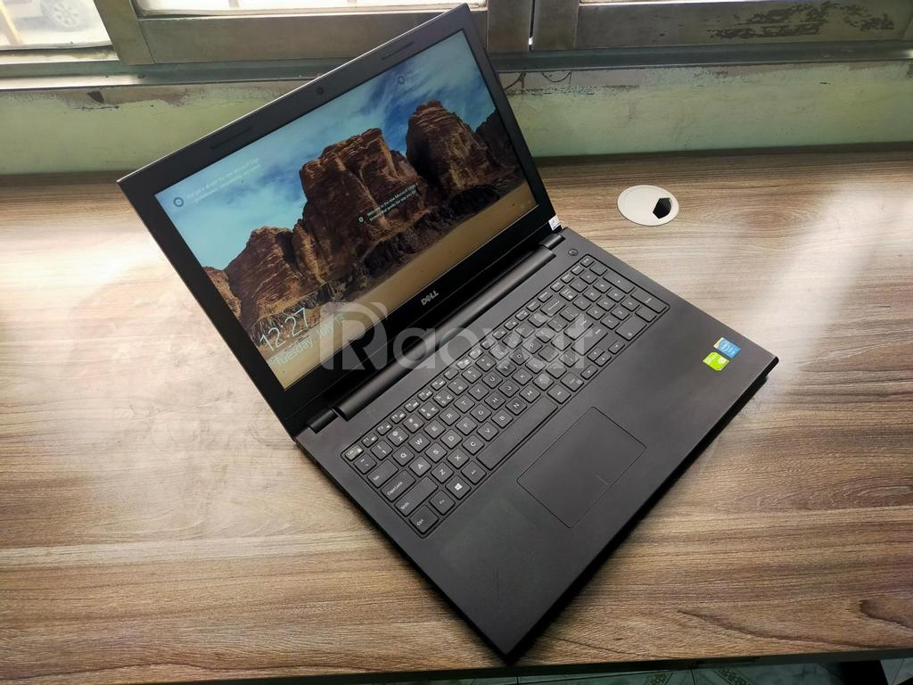 Dell inspiron 3542 i5 4210 4gb ssd 128gb màn 15.6 vga rời