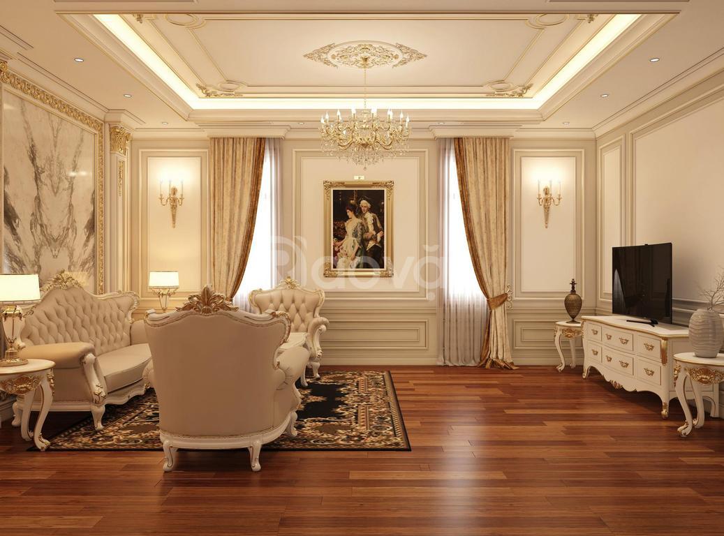 Nhận thiết kế hồ sơ nội thất 50/m2