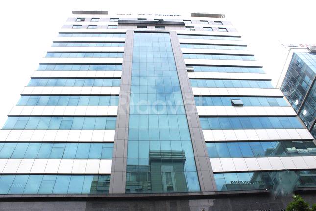 Hoa hậu building đẳng cấp Cầu Giấy, 15 tầng, 2 thang máy