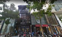 Mặt phố Bà Triệu, trung tâm quận Hai Bà Trưng, lô góc mặt tiền rộng