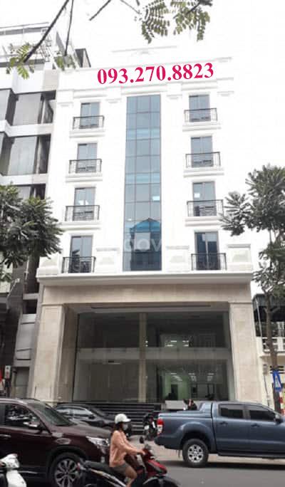 Tòa nhà mặt phố Triệu Việt Vương đẳng cấp, 162m2, 11 tầng thang máy