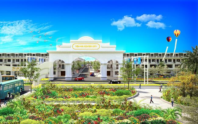 Cơ hội đầu tư đất nền đấu trong khu đô thị Tiền Hải Center City