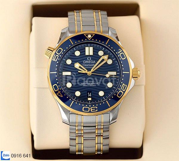 Shop đồng hồ Omega Thụy Sỹ chính hãng