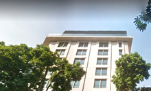 Tòa nhà mặt phố Liễu Giai, trung tâm Q.Ba Đình, 173m2, MT 7.3m