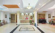 Khách sạn 3 sao phố Trung Hòa, Cầu Giấy, 84 phòng sang trọng, 9 tầng
