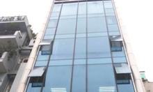 Tòa nhà mặt phố Nguyễn Xiển, Thanh Xuân, lô góc, 9 tầng thang máy