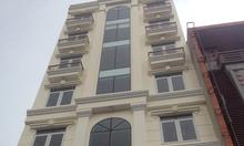 Tòa nhà mặt phố Nguyễn Xiển, Thanh Xuân 130m2, 8 tầng thang máy