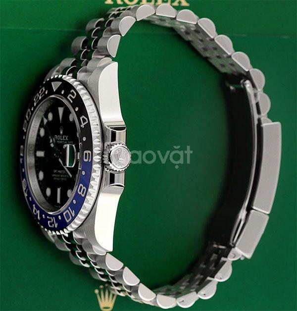 Rolex GMT Master II đen, xanh