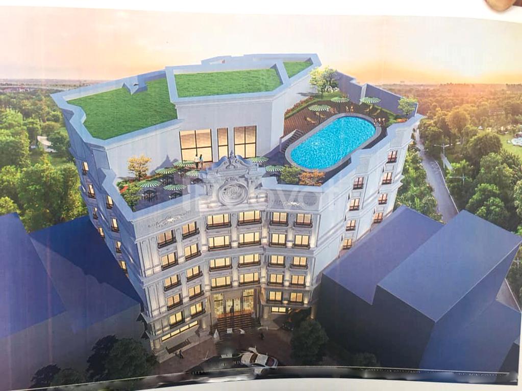 Khách sạn mới 3 sao đẳng cấp, trung tâm quận Cầu Giấy