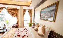 Khách sạn phố Tây Sapa, view thung lũng mường hoa thơ mộng
