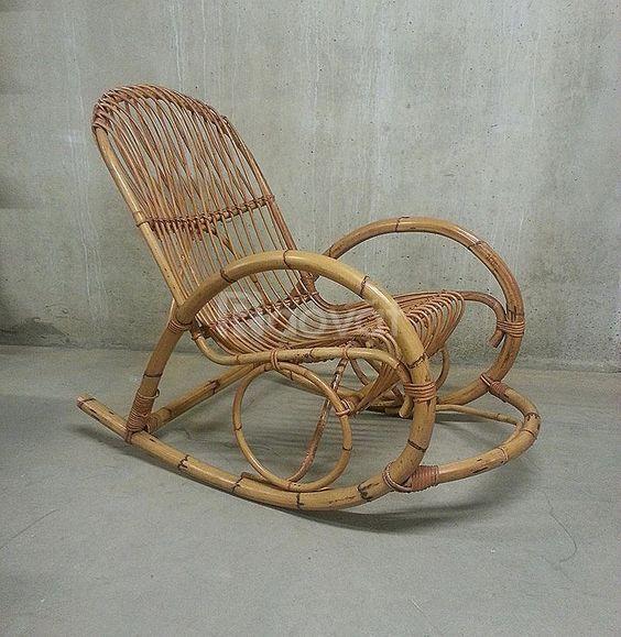Ghế bập bênh cho người già