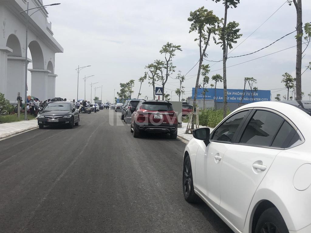 Sổ đỏ trao tay, đất nền cạnh KCN Tiền Hải, Thái Bình