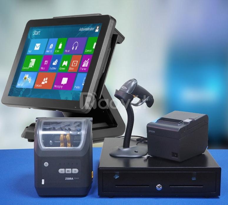 Tân Phát cung cấp thiết bị POS cho chuỗi bán lẻ