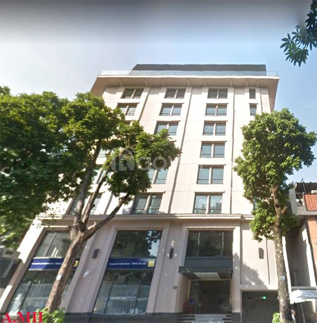 Tòa nhà đẳng cấp mặt phố Trần Hưng Đạo, Hoàn Kiếm