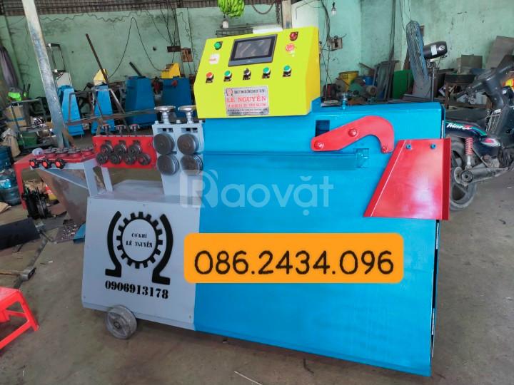 Máy bẻ đai sắt phi 6-8-10 tại Thọ Xuân, Thanh Hóa