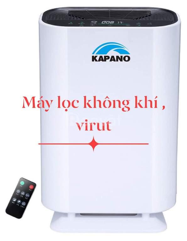 Máy lọc không khí cho gia đình có đèn Uv diệt sạch virus