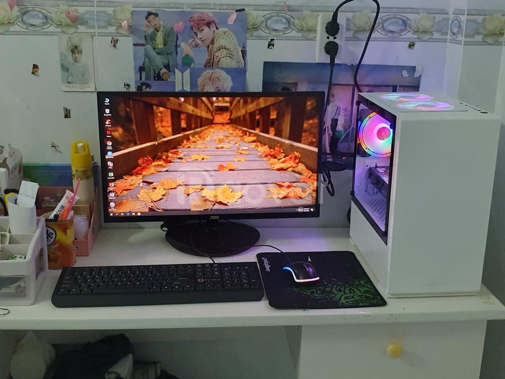 Tự tay lựa chọn cho mình bộ máy tính yêu thích nhé
