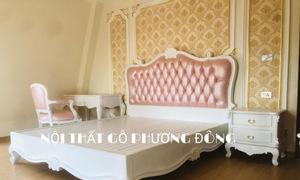Bộ giường ngủ cho bé yêu