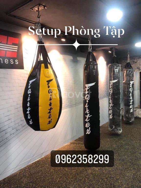 Home boxing kickfit tại nhà