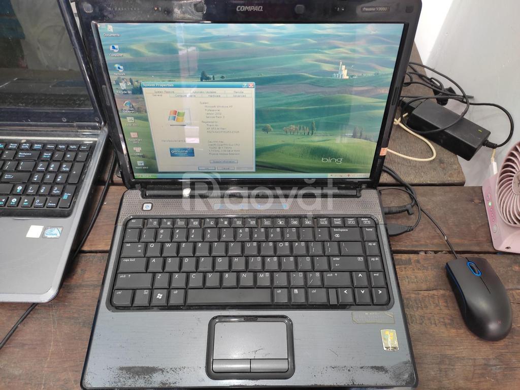 Laptop Compaq làm việc chơi game hiệu quả