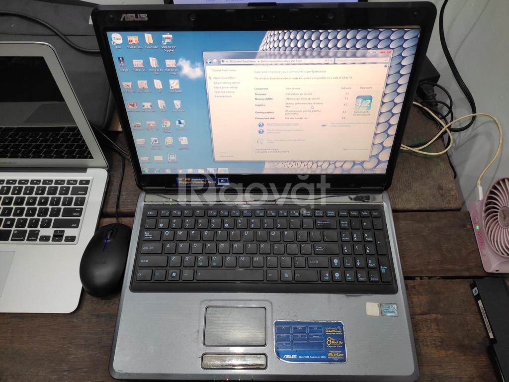 Laptop ASUS màn hình 16 inch làm việc chơi game giá hợp lý