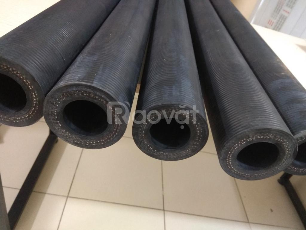 Bán ống cao su phun vữa phi 40 dài 93cm và phụ gia phun vữa