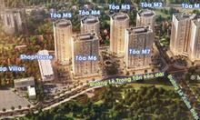 Bán đợt cuối kiot chân đế đẹp nhất dự án Mipec City View Kiến Hưng