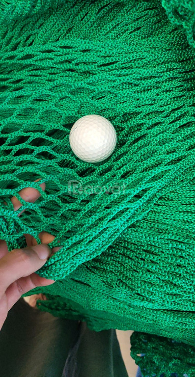 Lưới chắn bóng golf, lưới golf sợi dù