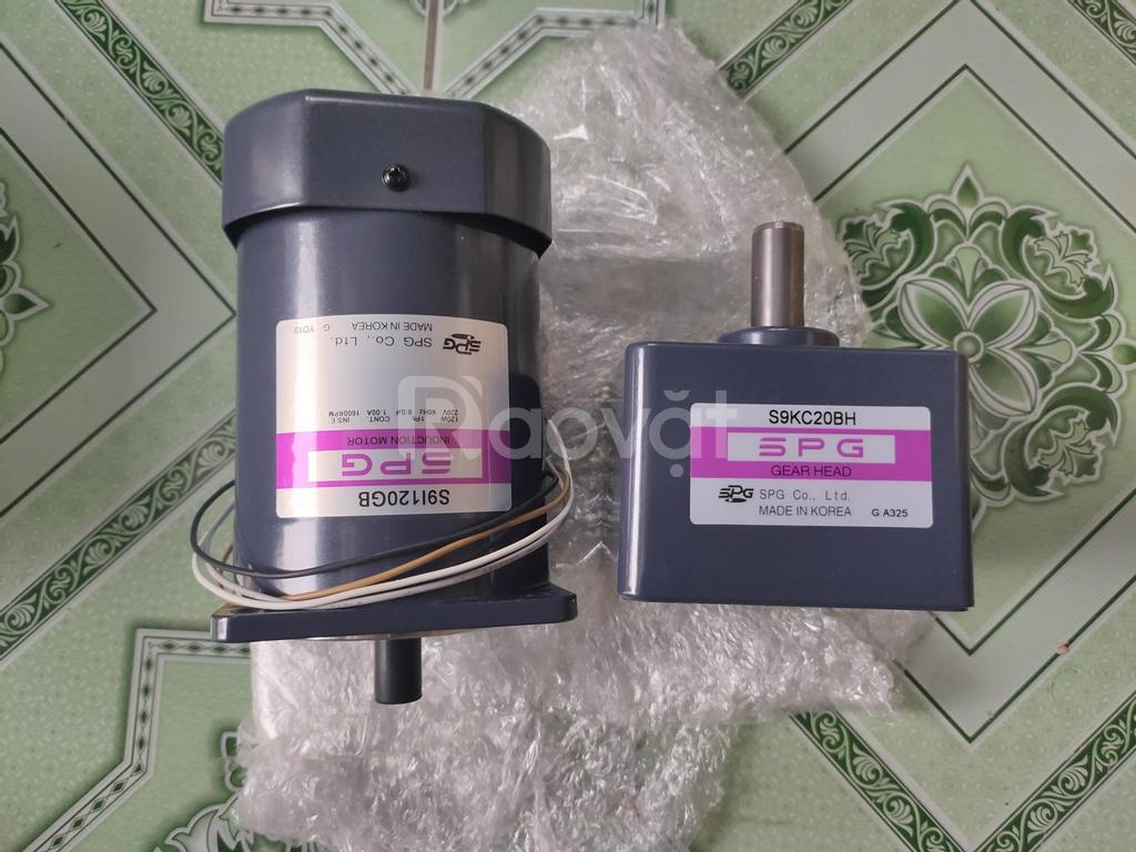 Động cơ cảm ứng SPG, S9I120GB chính hãng giá rẻ