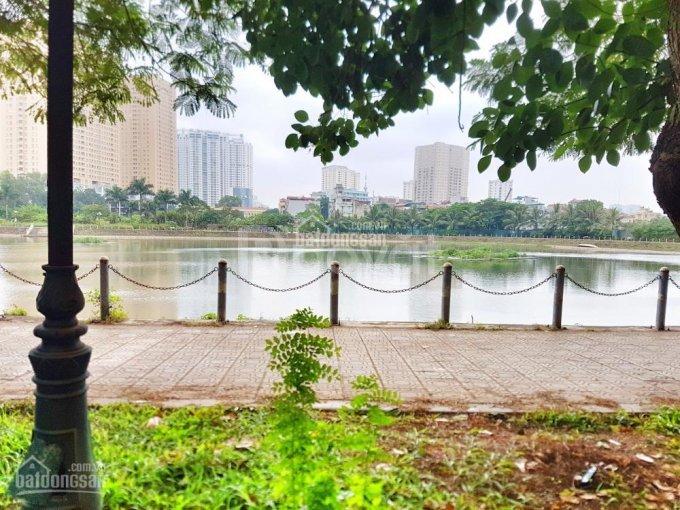 Biệt thự view hồ, 2 mặt đường to, làng Việt Kiều Châu Âu