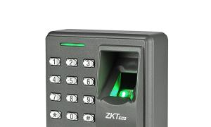 Thiết bị kiểm soát ra vào bằng vân tay ZKTeco - X7