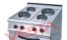 Bếp nấu công nghiệp 4 có lò nướng
