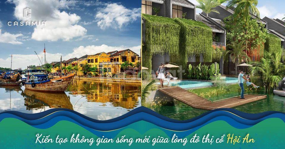Bán biệt thự view sông tại Cẩm Thanh, Hội An