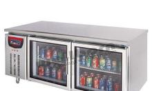 Tủ lạnh 2 cánh kính SLLZ4-320D-2BL