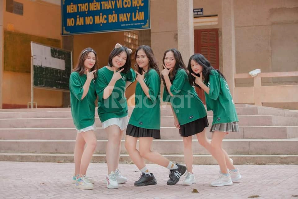 Công ty may đồng phục áo thun Phuc Đong Uniform