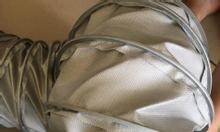 Bán ống gió vải chống cháy chịu nhiệt độ cao giá ưu đãi