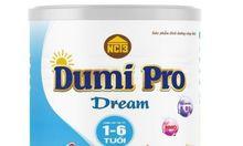 Dumi Pro Dream 1-6 tuổi