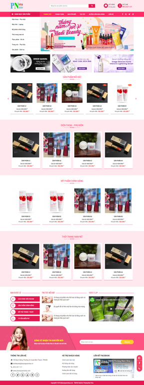 Thiết kế website chuẩn seo uy tín